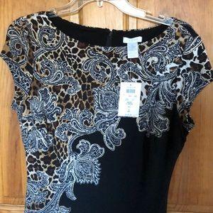 Cache Dresses - Cache Dress, NWT, size Medium.